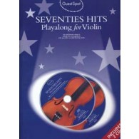 GUEST SPOT SEVENTIES HITS PLAY-ALONG FOR VIOLIN