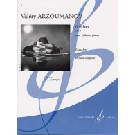 ARZOUMANOV V. VALSES OP 170 VIOLON