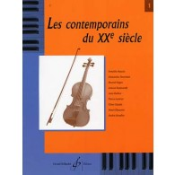 LE VIOLON CONTEMPORAIN DU XXME SIECLE VOL 1 VIOLON