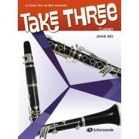 NIJS J. TAKE THREE CLARINETTES