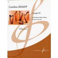 REMPP C. CROQUIS II HARPE