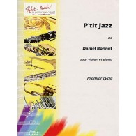 BONNET D.  P'TIT JAZZ VIOLON