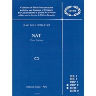 MALDONADO R. NAT GUITARE