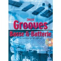 SARFATI P. GROOVES BASSE & BATTERIE