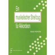 PROPSTRA R. EIN MUDIKALISCHER STREIFZUG ACCORDEON