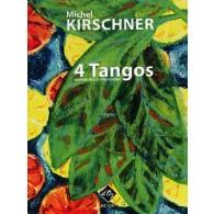 KIRCHNER M. TANGOS GUITARE