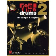 REAL TIME DRUMS IN SONGS VOL 2
