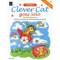 CORNICK M. CLEVER CAT GOES SOLO PIANO