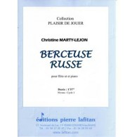 MARTY-LEJON C. BERCEUSE RUSSE FLUTE