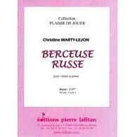 MARTY-LEJON C. BERCEUSE RUSSE VIOLON