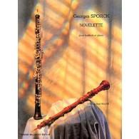 SPORCK G. NOVELETTE HAUTBOIS
