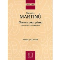 MARTINU B. OEUVRES POUR PIANO