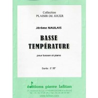 NAULAIS J. BASSE TEMPERATURE BASSON