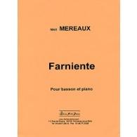 MEREAUX M. FARNIENTE BASSON