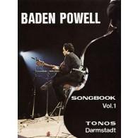 BADEN POWELL SONGBOOK VOL 1 GUITARE