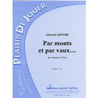 LENOIR G. PAR MONTS ET PAR VAUX BASSON