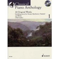 CLASSICAL PIANO ANTHOLOGY VOL 1 PIANO