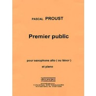 PROUST P. PREMIER PUBLIC SAXO SIB