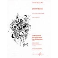 BOUCHET G . DEUX PIECES CAISSE CLAIRE