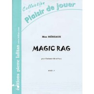 MEREAUX M. MAGIC RAG CLARINETTE