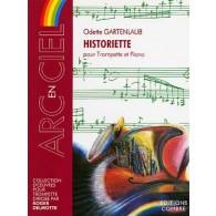 GARTENLAUB O. HISTORIETTE TROMPETTE