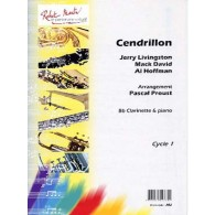 PROUST P. CENDRILLON CLARINETTE