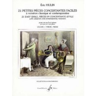 HULIN E. 21 PETITES PIECES CONCERTANTES VOL 2 COR