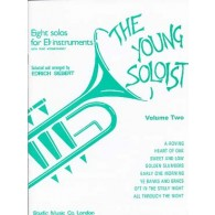 THE YOUNG SOLOIST VOL 2 SAXHORN ALTO