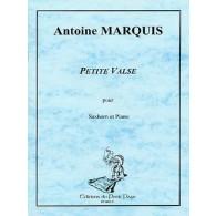 MARQUIS A. PETITE VALSE SAXHORN