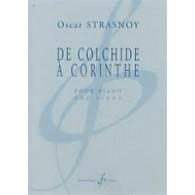 STRASNOY O. DE COLCHIDE A CORINTHE PIANO