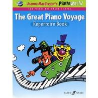 MC GREGOR J. THE GREAT PIANO VOYAGE