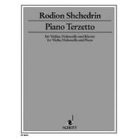 SHCHEDRIN R. PIANO TERZETTO