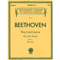 BEETHOVEN L. VARIATIONS VOL 2 PIANO