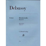 DEBUSSY C. OEUVRES VOL 2 PIANO