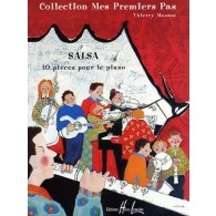 MASSON T. MES PREMIERS PAS: SALSA PIANO