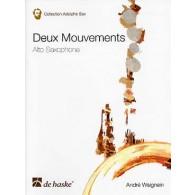 WAIGNEIN A. MOUVEMENTS SAXO