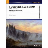 ROMANTIC MINIATURES VOL 1 FLUTE