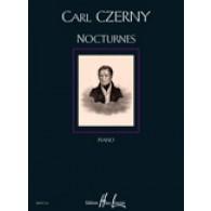 CZERNY C. NOCTURNES PIANO