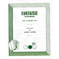 ASTIER A. FANTAISIE MI MINEUR ACCORDEON