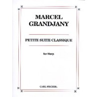 GRANDJANY M. PETITE SUITE CLASSIQUE HARPE