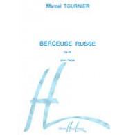 TOURNIER M. BERCEUSE RUSSE HARPE