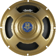 CELESTION ALNICO G10-GOLD-8