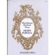 PURCELL H. MISCELLANEOUS KEYBOARD PIECES CLAVECIN