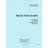 PAYEN-MOAT PIECES HARPE