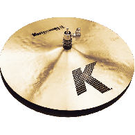 ZILDJIAN K' HI HATS 14 MASTERSOUND