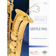 TROENDLE S. GENTLE RAG SAXOPHONE MIB