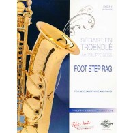 TROENDLE S. FOOT STEP RAG SAXOPHONE MIB