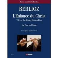 BERLIOZ H. L'ENFANCE DU CHRIST FLUTE