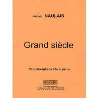 NAULAIS J. GRAND SIECLE SAXO ALTO