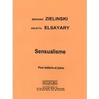 ELSAYARY A./ZIELINSKI B. SENSUALISME  BATTERIE